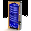 Boiler λεβητοστασίου κάθετο με δύο εναλλάκτες - BVDC