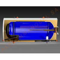 Boiler για Premium Θερμοσιφωνικά